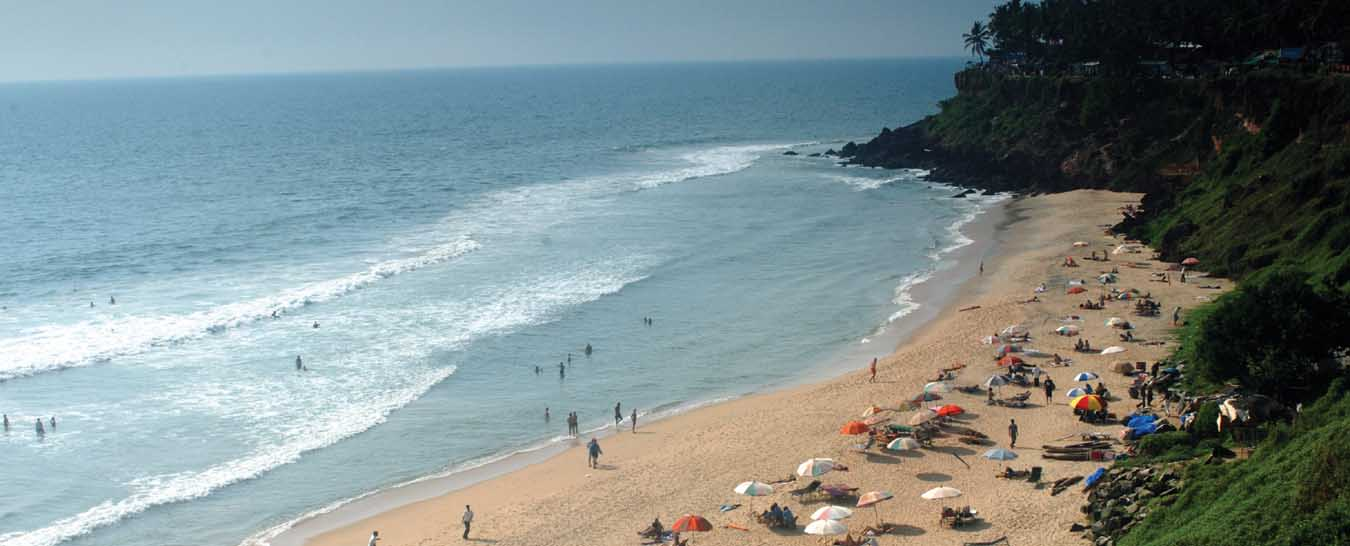 Cochin Munnar Thekkady Alleppey and Kovalam tour