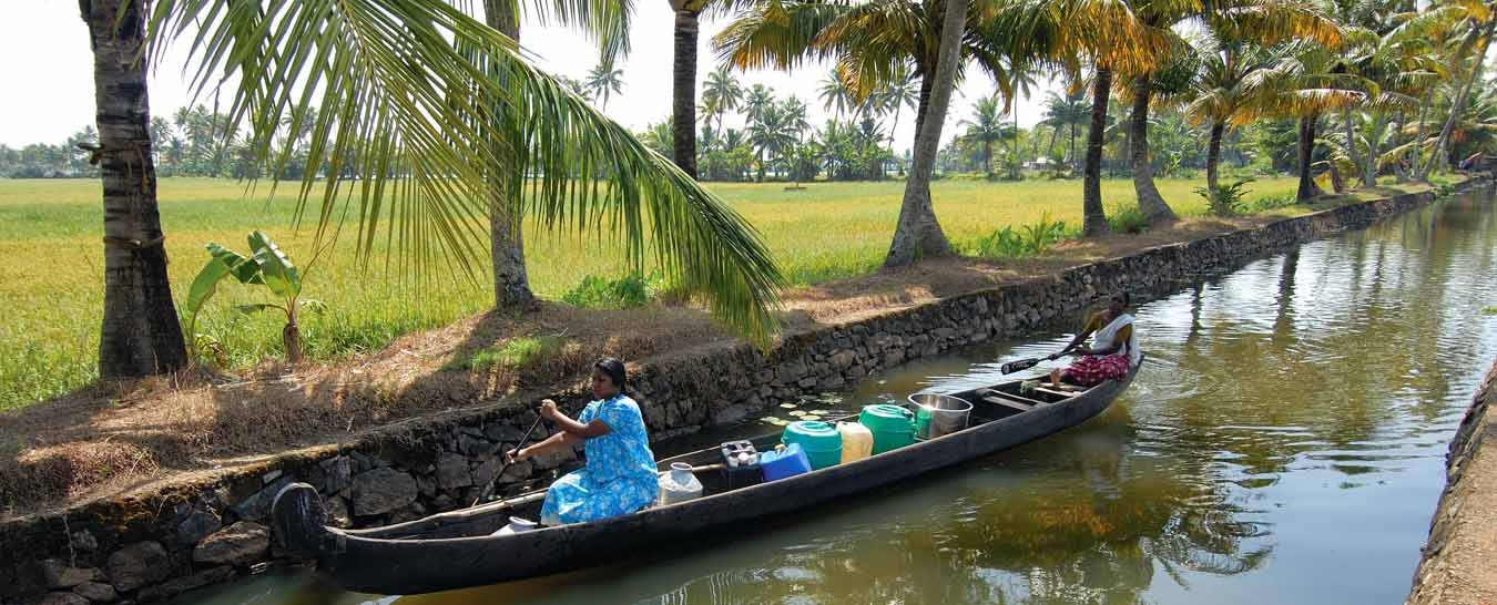 about kerala tourism packages