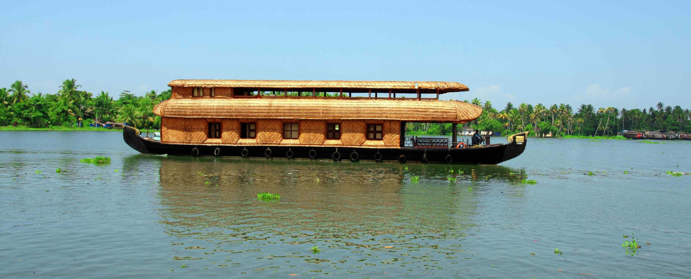 houseboat tour packages